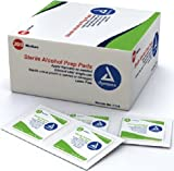 Dynarex 1113 Latex Free Sterile Alcohol Prep Pad