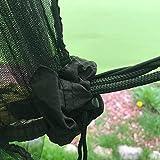 Wecamture Hammock Bug Mosquito Net XL 11x4.6FT