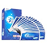 Teeth Whitening Strips 56 Pcs, Dental Care Kits, 3D White Whitestrips with Mint Flavor for Gum Health and Refresh Breath, Dental Whitener Kit Elastic Gels for Teeth Stain Removal - 14 x 2 Pcs