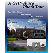 A Gettysburg Photo Tour: Then & Now Photos with Map Locations and GPS Coordinates