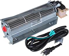 PayandPack FK12 Replacement Fireplace Blower Fan KIT for Majestic, Vermont Castings...