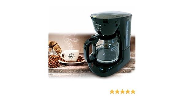Sogo Cafetera de Goteo SS-5640: Amazon.es: Hogar