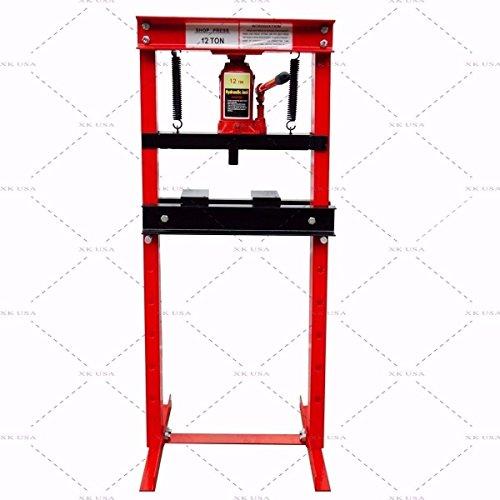 ss Floor Press 12 Ton H Frame ()