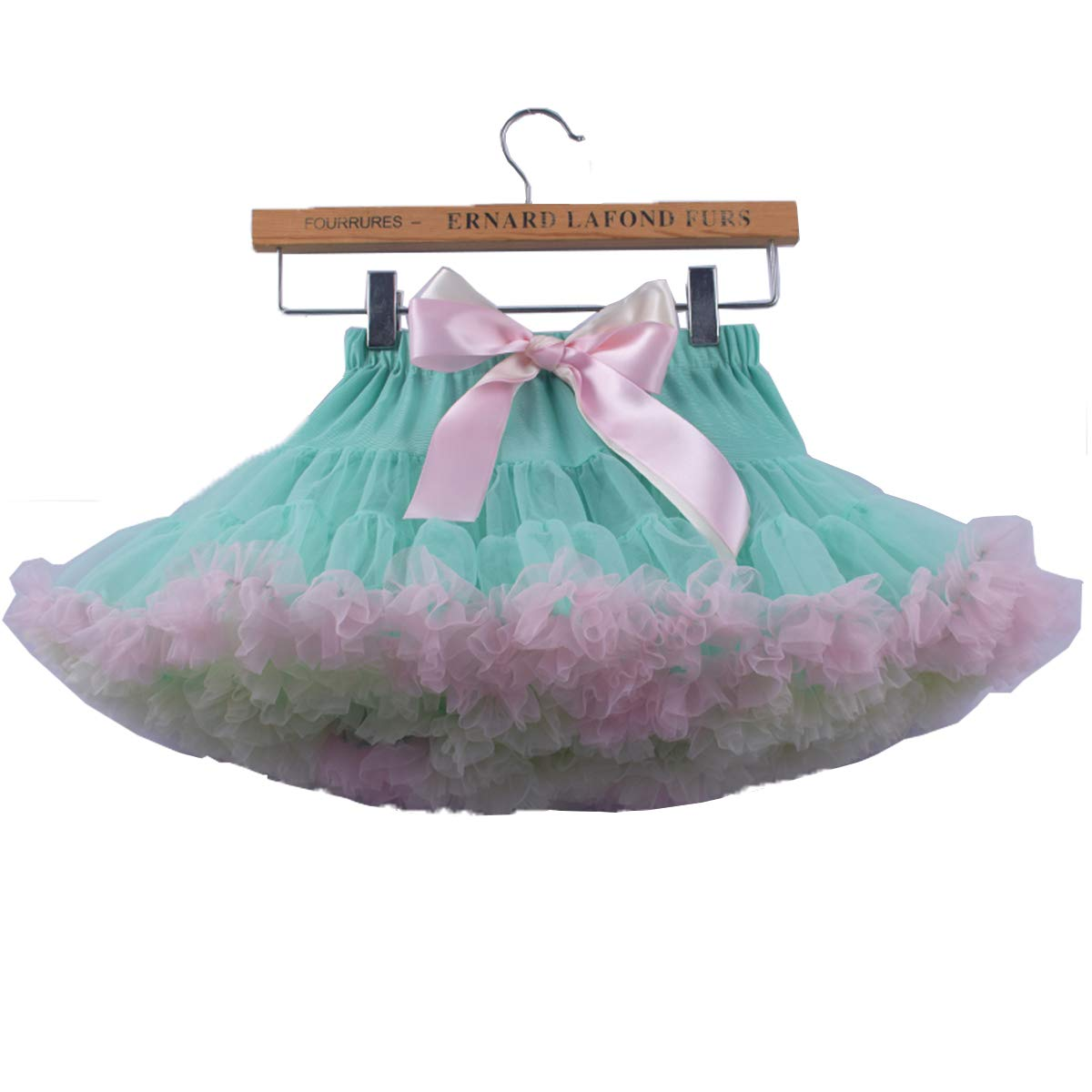 storeofbaby Girls Princess Tutu Skirt Elastic Waist Ballet Petticoat Outfit by storeofbaby