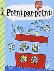 Mon Grand Livre de Jeux : Point par Point ! - Dès 7 ans