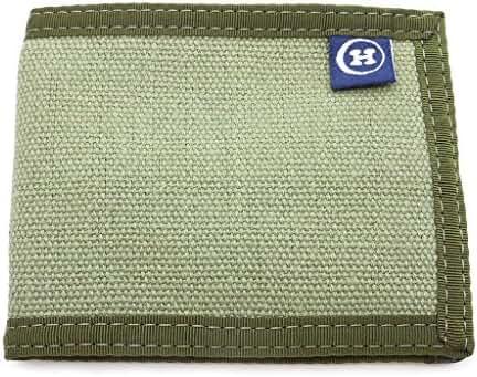Hempy's Hemp Bi-fold Slim Line Wallet