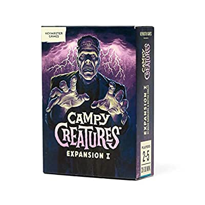 Campy Creatures Expansion 1: Toys & Games