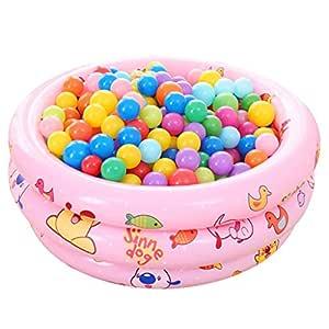 LCSHAN Balones Marinos inocuos para el medioambiente Set 200 ...