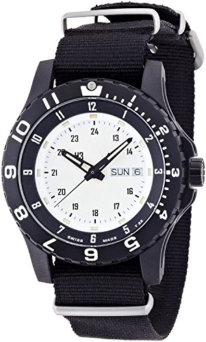 traser wristwatch type 6 MIL-G White P6600.41F.C3.07 Men's [regular imported goods]