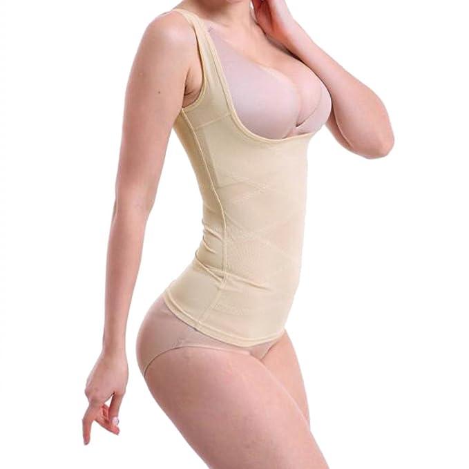 ca02f237d5 Larry Marry Full Slimming Body Waist Trainer Shaper Underbust Corset Cincher  Shapewear Bodysuit