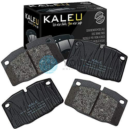 Kale 1605463 Front Axle Set of Brake Pads Brake Pads: