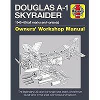 Douglas Ad-4na Skyraider Manual (Haynes Manuals)