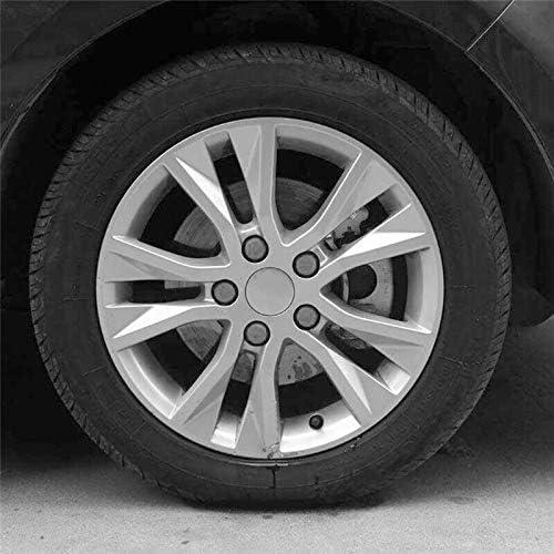 W-Shufang,bolt 20Pcs Wheel Nut Caps Bolt Covers 17mm Black Tire Studs Protective Bolt Caps License Plate Bolts Exterior Decoration Color Name : Black, Specifications : 17mm