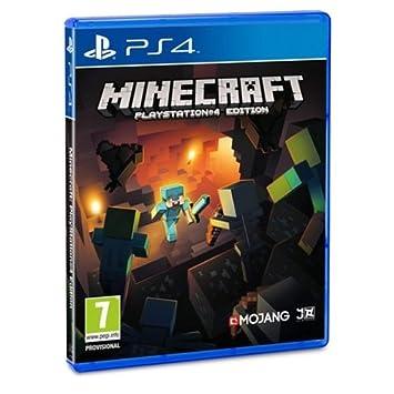 Minecraft PS Spiel Amazonde Elektronik - Minecraft ps4 pc zusammen spielen