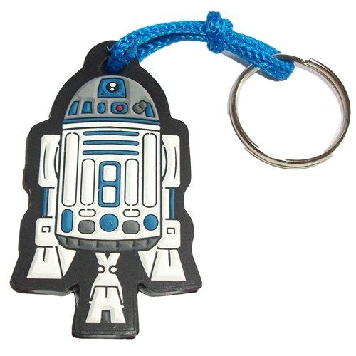 Chaveiro Emborrachado Star Wars R2D2