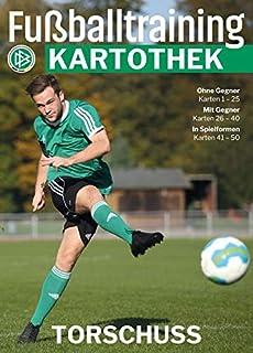 Fussballtraining Kartothek Torschuss Amazon De Ralf Peter