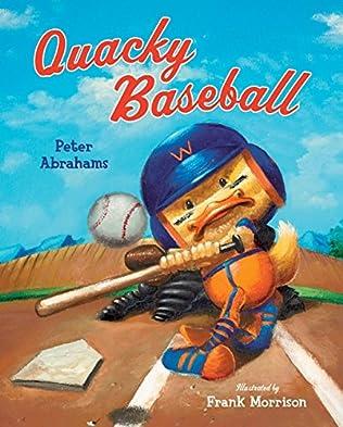 book cover of Quacky Baseball