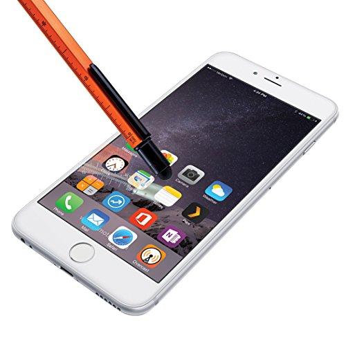Monteverde USA One Touch Tool Stylus, 0.9 mm Pencil, Orange (MV35296) Photo #5