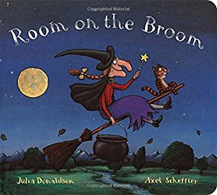 book cover of Room on the Broom