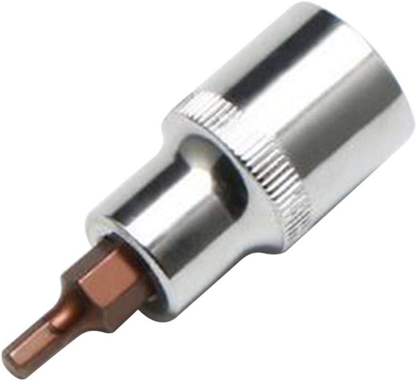 4mm Adattatore Cacciavite Bussola Esagonale Elettrico Trapano Pneumatico Acciaio