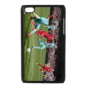 iPod Touch 4 Case Black FIFA 15 10 JSK785817