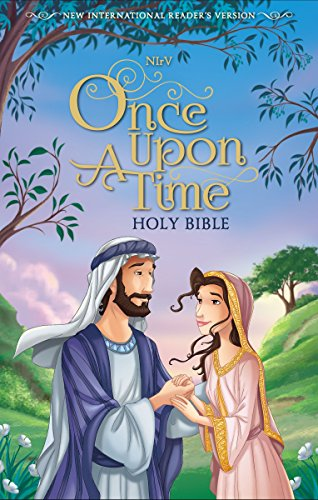 NIrV Once Upon a Time Holy Bible, Hardcover