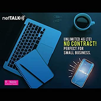Amazon.com: netTALK Wireless (T-Mobile Authorized Reseller ...