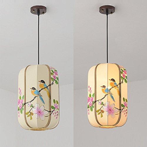 New OOEOE Chinese-style Hand-Painted Lanterns Restaurant