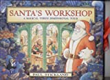 Santa's Workshop, Paul Stickland, 0525453431