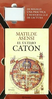Estuche El último Catón Autores Españoles e Iberoamericanos: Amazon.es: Asensi, Matilde: Libros