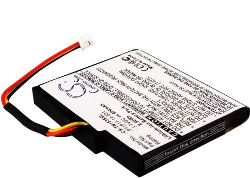 Replacement Battery for Tomtom 1EN5.052.08 Go Live 1535 GO Live 1535M Live 1535 Live 1535M VIA 135 VIA 135M VIA 1500 VIA 1515 VIA 1515M VIA 1535 VIA 1535TM