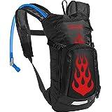 Camelbak 1155003900 Hydration Backpacks Mini M.U.L.E. Black/Flames