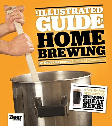 The Illustrated Guide to Homebrewing (Homebrewing Guide)