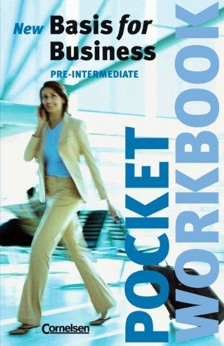 Basis for Business - Third Edition: Pre-Intermediate - Pocket Workbook