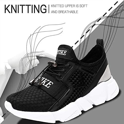 Kids Sneakers Running Shoes Lightweight Breathable Boys Tennis Shoes Casual Sports Shoes Walking Shoes 3