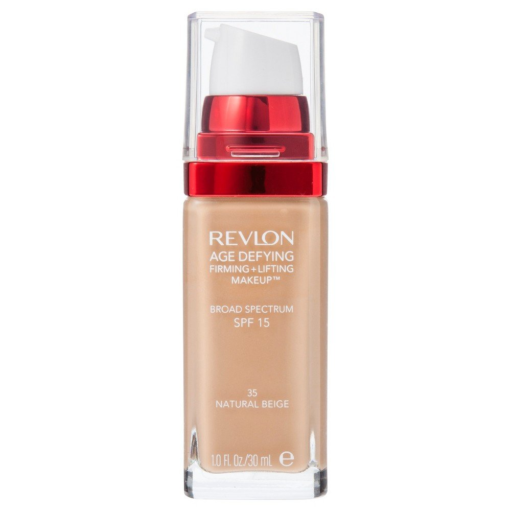 Revlon Age Defying Firming and Lifting Makeup, Natural Beige by Revlon
