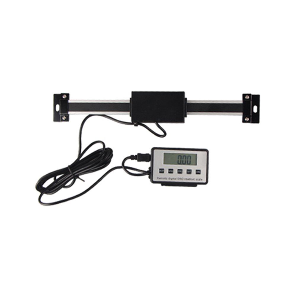 KKmoon 0-150mm Multifunctional Digital Linear Scale with Remote Display Digital Readout Linear Scale External Display Linear Ruler