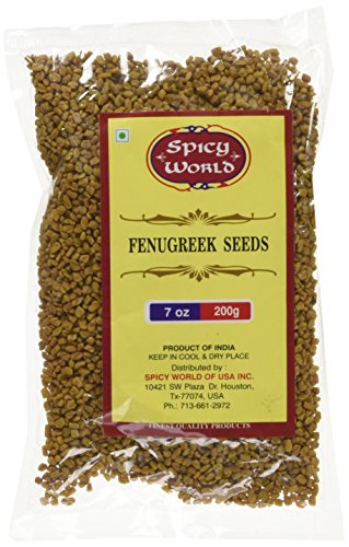 Methi Fenugreek Seeds 7oz