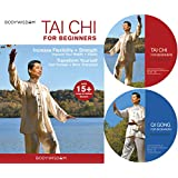 Tai Chi For Beginners 2-DVD Set, Includes Qi Gong for Beginners: Over 16 Easy to Follow Routines.  includes Gentle Tai Chi for Seniors to increase Strength, Balance, Energy & Flexibility