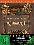 Jumanji - Steelbook [Blu-ray]