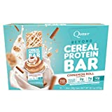 Quest Nutrition Beyond Cereal Protein Bar, Cinnamon Roll,1.34 Ounce, 15 Count