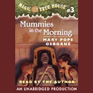 Magic Tree House, Book 3 Audiobook