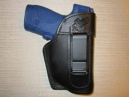 S&W M&P Shield 9MM & 40 Cal. with CT Laser IWB,OWB,SOB,AMBIDEXTROUS Holster (Smith And Wesson Shield Left Handed Holster)