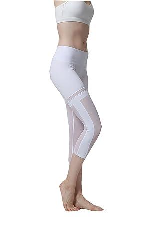 Harén Yoga Yoga para Mujer Pantalón Deportivo Capri Leggings ...