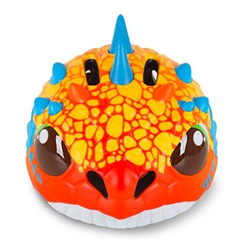 Review Cute Dinosaur Orange Toddler