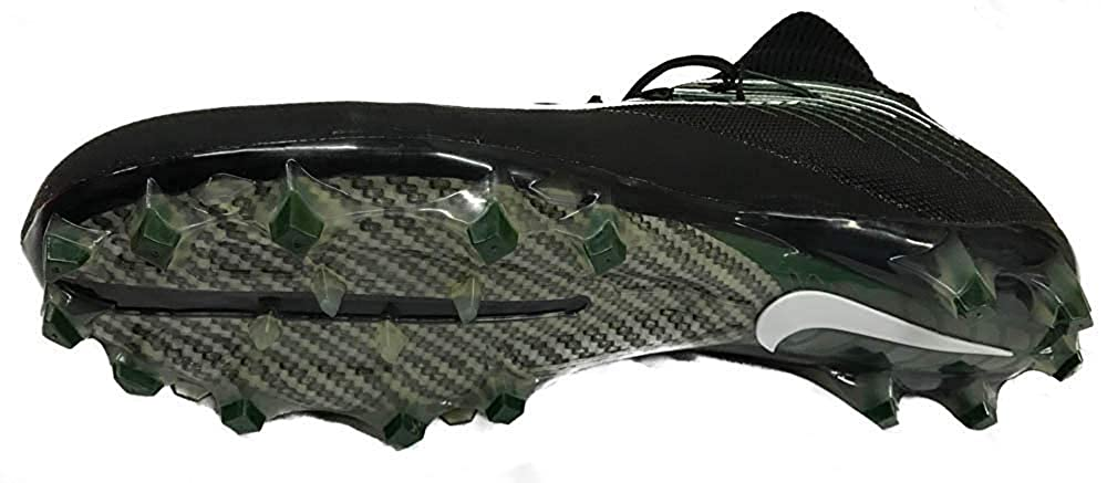 Nike Mens Vapor Untouchable 2 PF Football Cleats 13 Black Green