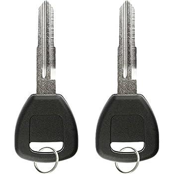 KeyGuardz Keyless Entry Remote Car Key Fob Outer Shell Cover Soft Rubber Protective Case for KOBLEAR1XT KOBUT1BT KeylessOption