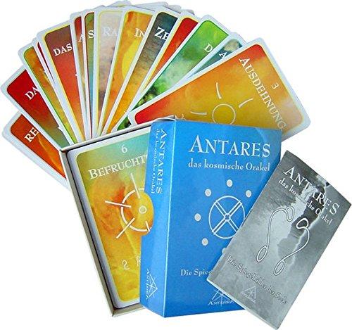 Antares - Das kosmische Orakel Karten – 1. Januar 2002 Werner Neuner Limarutti 3902280050 Tarot