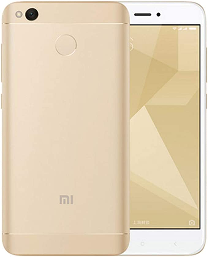 Amazon.com: Xiaomi Redmi 4X 32 GB Gold, 5 pulgadas, Dual Sim ...
