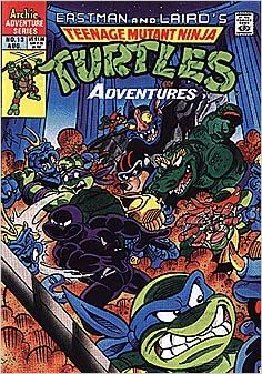 Teenage Mutant Ninja Turtles Adventures (1989 series) #13 ...